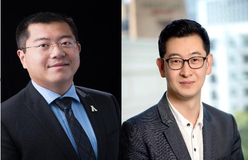 Dr. Jason Xiong and Dr. Jung Hwan Kim earn Dean's Club Grant